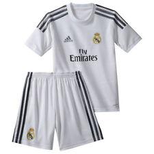Domicile de football de club étranger blancs adidas