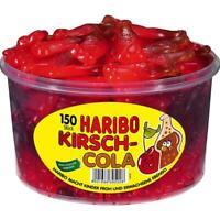 Haribo Kirsch-Cola, Fruchtgummi, 1x150 Stück