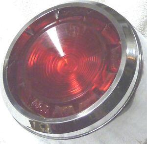 1961 DODGE PHOENIX, PIONEER   OEM .ACCESSORY  TAIL LIGHT ASSYM. LEFT & RIGHT