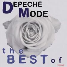 Depeche Mode The Best of Volume 1 CD (uk) Rock Album 2013