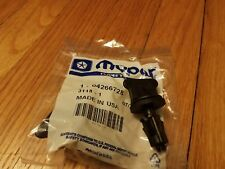 NOS MoPar Radiator Draincock Plug Chrysler, Dodge 4266728