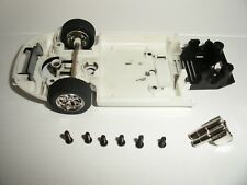 Scalextric - W9098 Ford GT40 Underpan and Front Wheels (C2683) - NEW