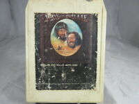 8 track: Waylon and Wille by Waylon Jennings and Willie Nelson  AFS-2686 HE