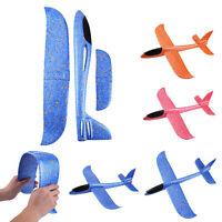 Outdoor Kids Toy EPP Foam Hand Throw Airplane Launch Glider Aircraft Plane Model
