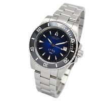 Aquacy 1769 Hei Matau Men's Automatic Dive Watch Vintage Dial ETA SWISS MOVEMENT