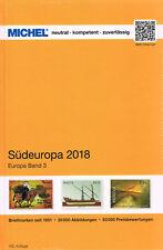 Leuchtturm 358847 Michel-briefmarken-katalog Europa Band 3 Sudeurope 2018