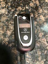 Mercedes Benz Motorola V620 Cell Phone Vintage