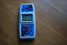 Coleco Head To Head Electronic Football Handheld Game 2005  WORKS!!!