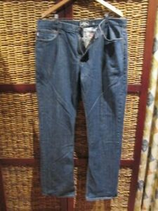 mens ELWOOD relaxed fit straight style jeans SZ 38