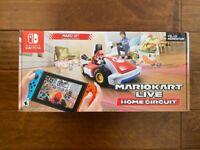 Mario Kart Live Home Circuit Mario Set Nintendo Switch IN HAND - SHIPS ASAP