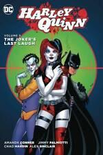 Harley Quinn TP Vol 5 The Jokers dernier rire, Palmiotti, Jimmy, Conner, Amanda, nous
