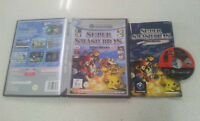 Super Smash Bros Melee GameCube Game PAL (Out of order)