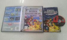 Super Smash Bros Melee Gamecube Game PAL Version