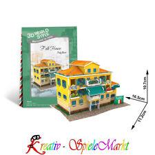 Cubic Fun - 3D Puzzle Folk House Landhaus Italien