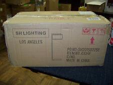 Ore International Floating Shade Floor Lamp # 6336F New