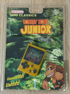 Konsole Donkey Kong Junior Mini Classics GAME WATCH
