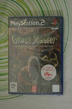 GHOST MASTER ps2 pal NUOVO