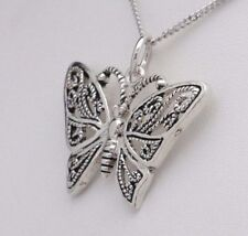 Butterfly Mixed Themes Fashion Necklaces & Pendants