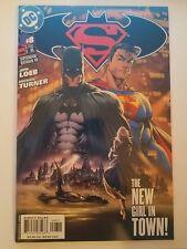 Superman/Batman #8 DC 2004 Loeb/Turner First Print NM Having a Baby Sale