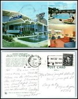 WASHINGTON DC Postcard - Diplomat Motor Hotel M48