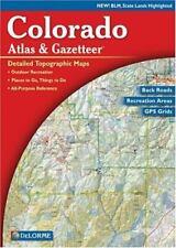 Atlas and Gazetteer Ser.: Colorado Atlas and Gazetteer (2004, Map, Other)
