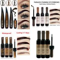 Waterproof Long Lasting Peel Off Tint Makeup Eye Brow Tattoo Gel Eyebrow Cream