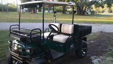 ezgo work horse completed split seat (see color chart)