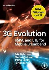 3G Evolution, Second Edition: HSPA and LTE for Mobile Broadband-ExLibrary