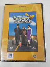 LAS AVENTURAS DE ROCKY AND BULLWINKLE DVD + EXTRAS ESPAÑOL ENGLISH NEW NUEVO