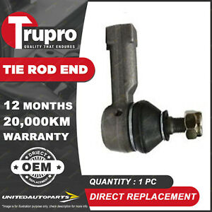 Brand New 1 Pc Trupro LH Outer Tie Rod End for Wolseley 18-85 1967-1972