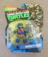 TMNT Nickelodeon Mighty Leonardo Action Figure New Playmates