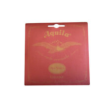 UKULELE STRINGS AQUILA NYLGUT RED SERIES - BARITONE LOW D - 89U - SUPERIOR SOUND