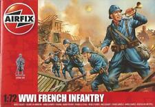 AIRFIX 1:72 WWI FANTERIA FRANCESE FRENCH INFANTRY 48 SOLDATINI ART 01728 SERIE 1