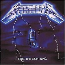 Metallica Ride the lightning (1984/89) [CD]
