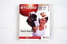 Pinnacle Studio Version 9 Video Editing Software