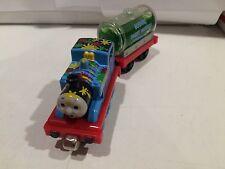 Diecast Painted Thomas & Paint Tanker Thomas Trains Take N Play or Take Along