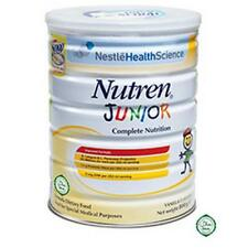 Nutren Junior Milk for 1 - 10 Years Child 800g