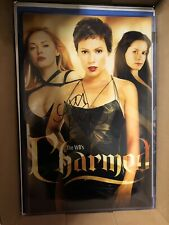 ALYSSA MILANO SIGNED / AUTOGRAPHED CHARMED PHOTO