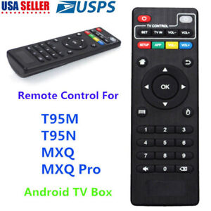 6AFB Remote Control Controller For MXQ 4K M8 M8S MXQ Pro Smart Android TV Box Pl