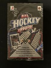1990-91 Upper Deck NHL Hockey High Series Factory Sealed Wax Box