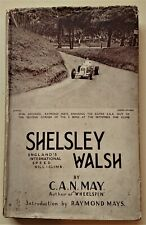 Autosport Book - Shelsley Walsh (Hill Climb) by C.A.N. May – Pre Owned