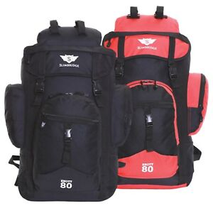 Cabin Carry On 45 L Travel Hiking Camping Festival Rucksack Backpack Luggage Bag