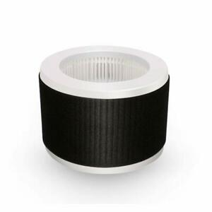 3-in-1 True HEPA Filter Replacement Mooka Koios Desktop Air Purifier EPI810 1pc