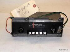 NOS MoPar NEW 1967 Plymouth Fury VIP AM PUSH BUTTON RADIO Model 240 part 2820632