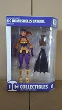 *DC DESIGNER SERIES BOMBSHELLS BATGIRL ACTION FIGURE ANT LUCIA BATMAN SUPERMAN