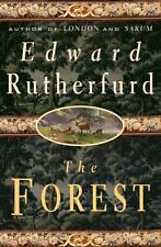 The Forest by Edward Rutherfurd (2000, Hardcover)