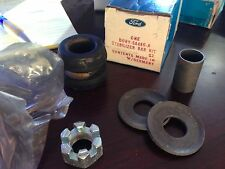 NOS 1970 1971 1972 1973 MERCURY CAPRI SWAY BAR BUSHING INSULATOR KIT D0RY-5A486
