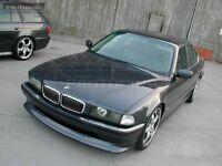 BMW E38 7 Series Front Bumper Spoiler lip valance skirt cup HM appron Splitter