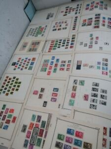 Nystamps Hungary many mint stamp & advanced error collection Scott page