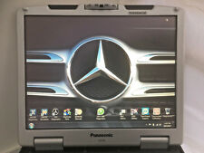 MERCEDES STAR XENTRY DIAGNOSTIC & PROGRAMMING + TOUGHBOOK CF30 - 5-YEAR WARRANTY
